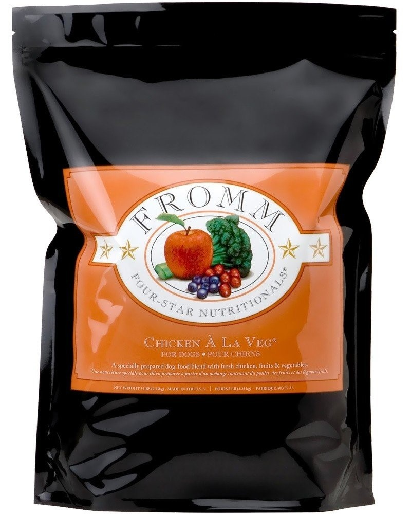 Fromm Family Foods LLC Fromm 4Star Chicken A La Veg 15lb