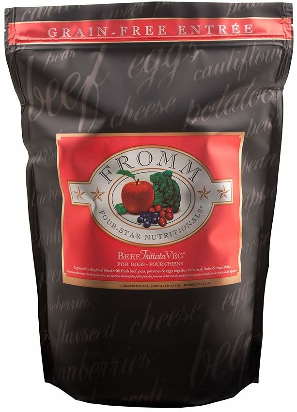 Fromm Family Foods LLC Fromm 4Star Beef Frittata 26lb