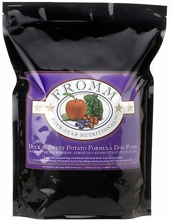 Fromm Family Foods LLC Fromm 4Star Duck, Sweet Potato 15lb
