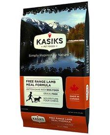 Kasiks GF Free Range Lamb 25 lb