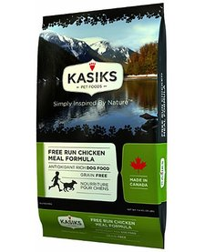 Kasiks GF Free Run Chicken 5 lb