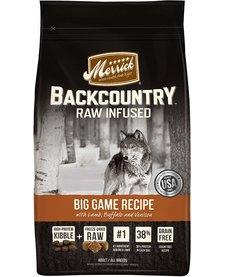 Merrick Backcountry Big Game 4 lb