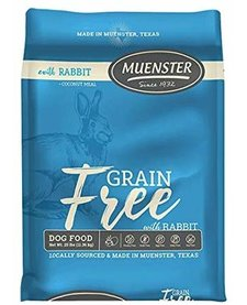 Muenster GF Rabbit 25 lb