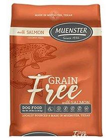 Muenster Grain-Free Salmon 5 lb