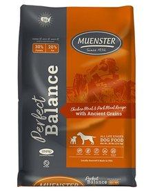 Muenster Perfect Balance Ancient Grains Chicken & Pork 30 lb