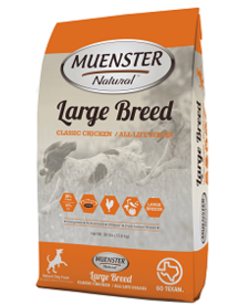 Muenster Classic Lg Breed 15 lb