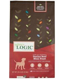 Nature's Logic Beef 25 lb