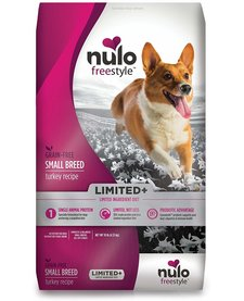 Nulo Freestyle LID Small Breed Turkey 10 lb