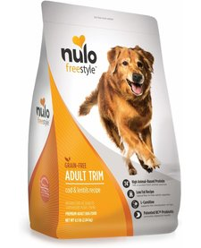 Nulo  Freestyle Trim Cod & Lentil 24lb