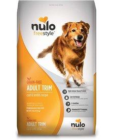 Nulo Freestyle Adult Trim Cod & Lentil 11lb