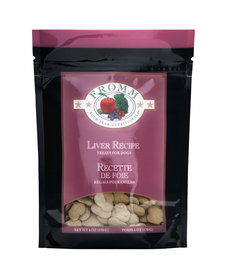 Fromm 4 Star Liver Treats 6oz