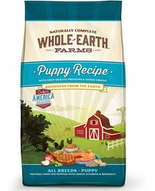 WEF Puppy Recipe 25 lb