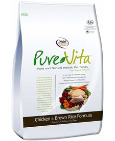 PureVita Chicken & Brown Rice 5 lb