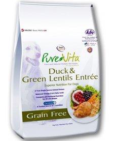 PureVita Duck & Lentils 15 lb