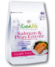 PureVita GF Salmon & Pea 15 lb