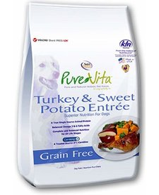 PureVita Turkey & Sweet Potato 15 lb