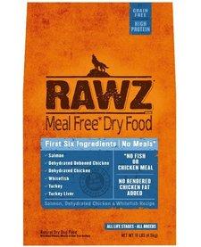 Rawz Salmon, Chicken & Whitefish 10lb