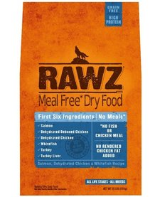 Rawz Salmon, Chk & Whitefish 20 lb