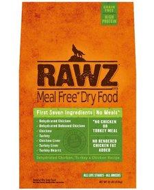 Rawz Chicken & Turkey 20lb