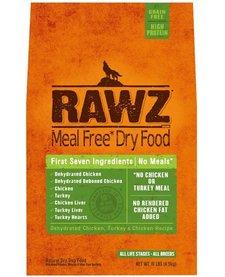 Rawz Chicken & Turkey 10lb
