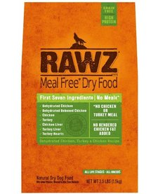 Rawz Chicken & Turkey 3.5lb