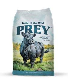 Taste Of the Wild Prey LID Angus Beef 8 lb