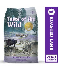 Taste Of the Wild Sierra Mountain 14lb