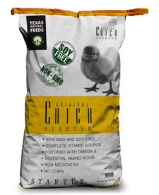 Texas Natural Chick Starter 50lb