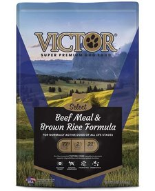 Victor Beef and Brown Rice 5 lb