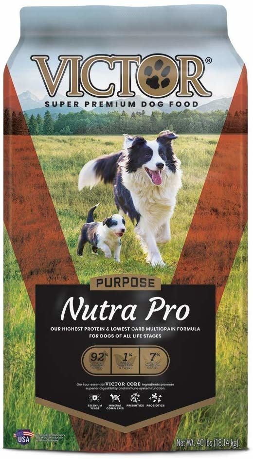 Victor Victor Nutra Pro 40 lb