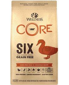 Wellness Core 6 Duck 4 lb