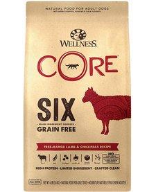 Wellness Core 6 Lamb 4 lb