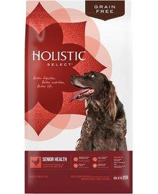 Holistic Select Grain-Free Senior Health 24 lb