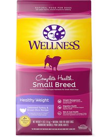 Wellness CH Small Breed Healthy Weight 4lb