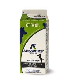 Answers Goat Milk 64 oz