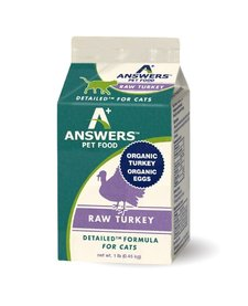 Answers Cat Detailed Turkey 16 oz