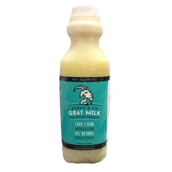 Bones & Co Bones & Co Goats Milk 1 Qt