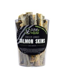 VE Raw Bar Salmon Skin