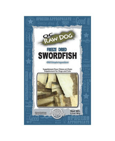 OC Raw Freeze-Dried Swordfish Treats 3.2 oz