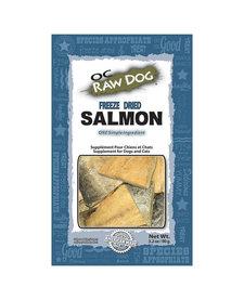 OC Raw Freeze-Dried Salmon 3.2 oz