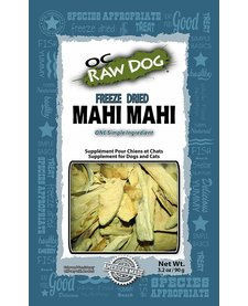 OC Raw FD Mahi Mahi Treats 3.2 oz