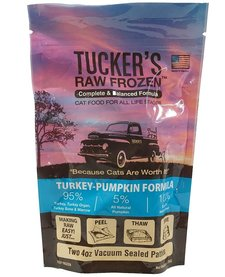 Tucker's Cat Turkey Pumpkin 24 oz