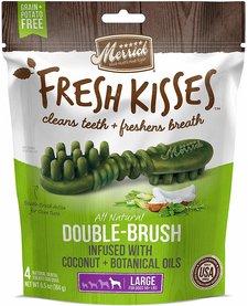 Merrick LG Fresh Kisses Brush 6.5 oz
