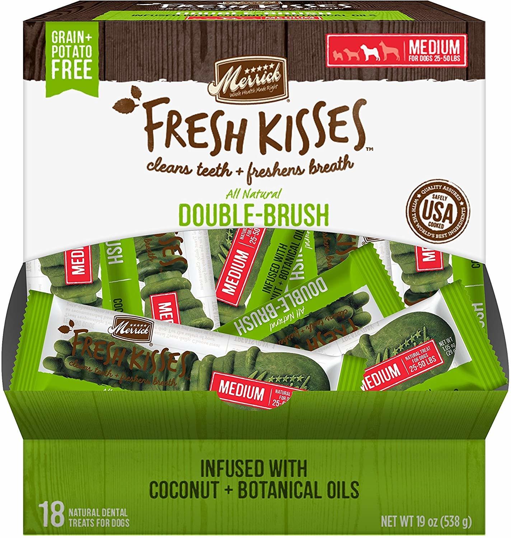 Merrick Merrick Fresh Kisses Brush MD 18 ct Case