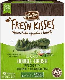 Merrick XS Fresh Kisses Brush 78 ct