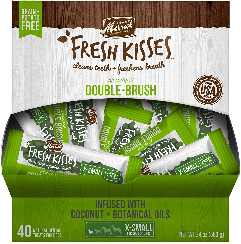 Merrick Merrick XS Fresh Kisses Brush 24 oz