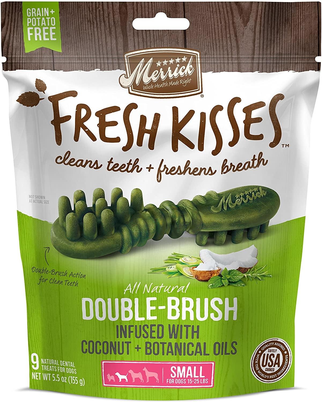 Merrick Merrick Fresh Kisses Brush SM 5.5 oz