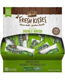 Merrick Fresh Kisses Brush XS 40 ct Case