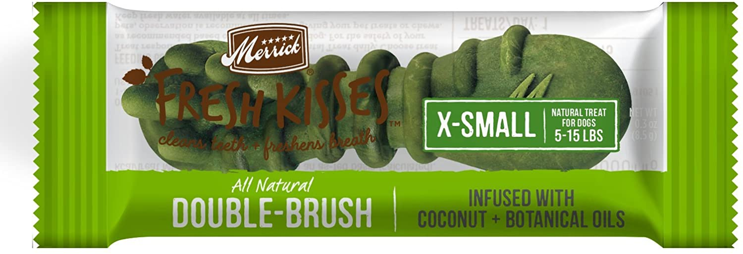 Merrick Merrick Fresh Kisses Brush XS 40 ct Case