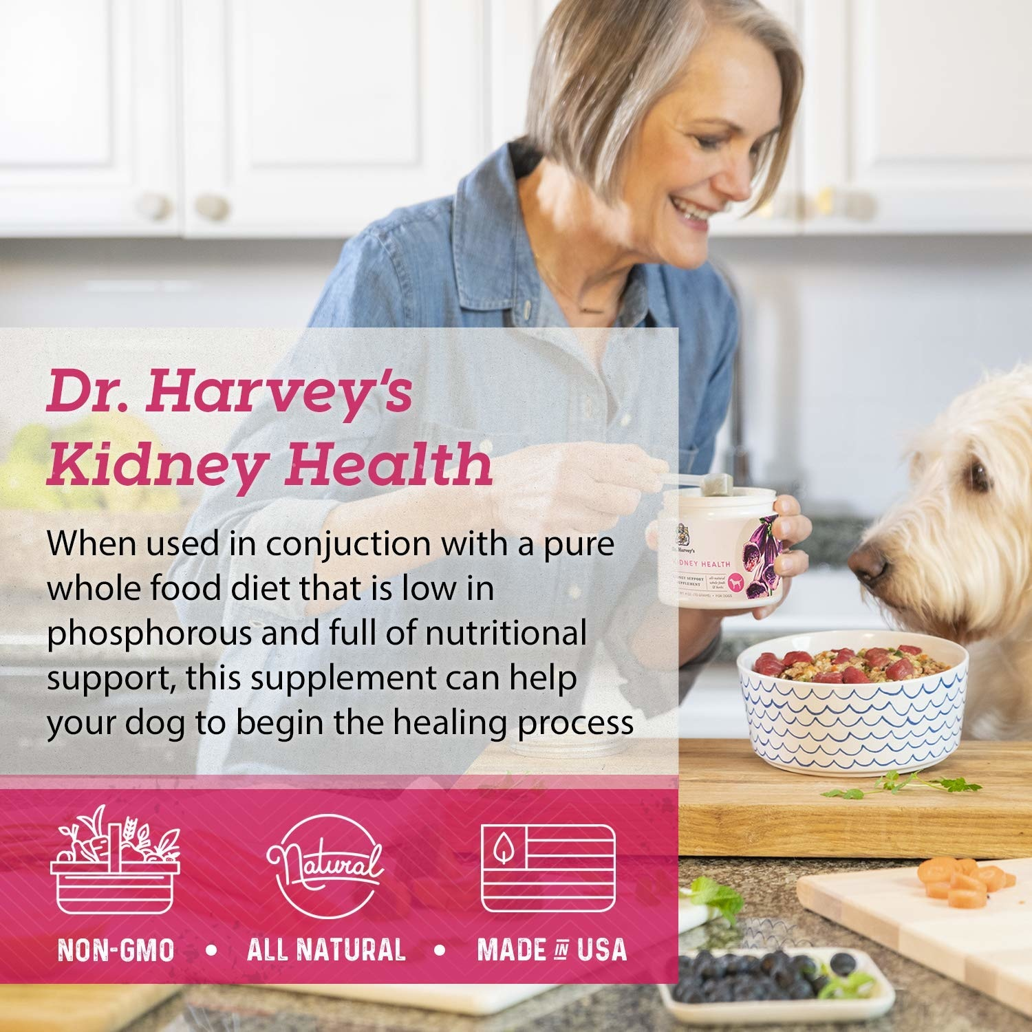 Dr Harvey's Dr Harvey's Kidney Health 4 oz